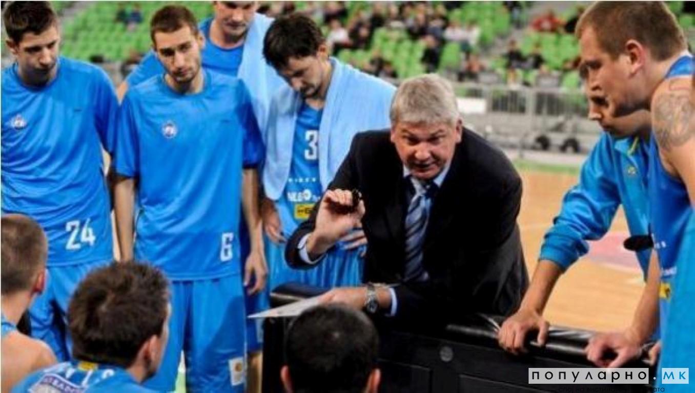 Пипан се врати на клупата на МЗТ Скопје