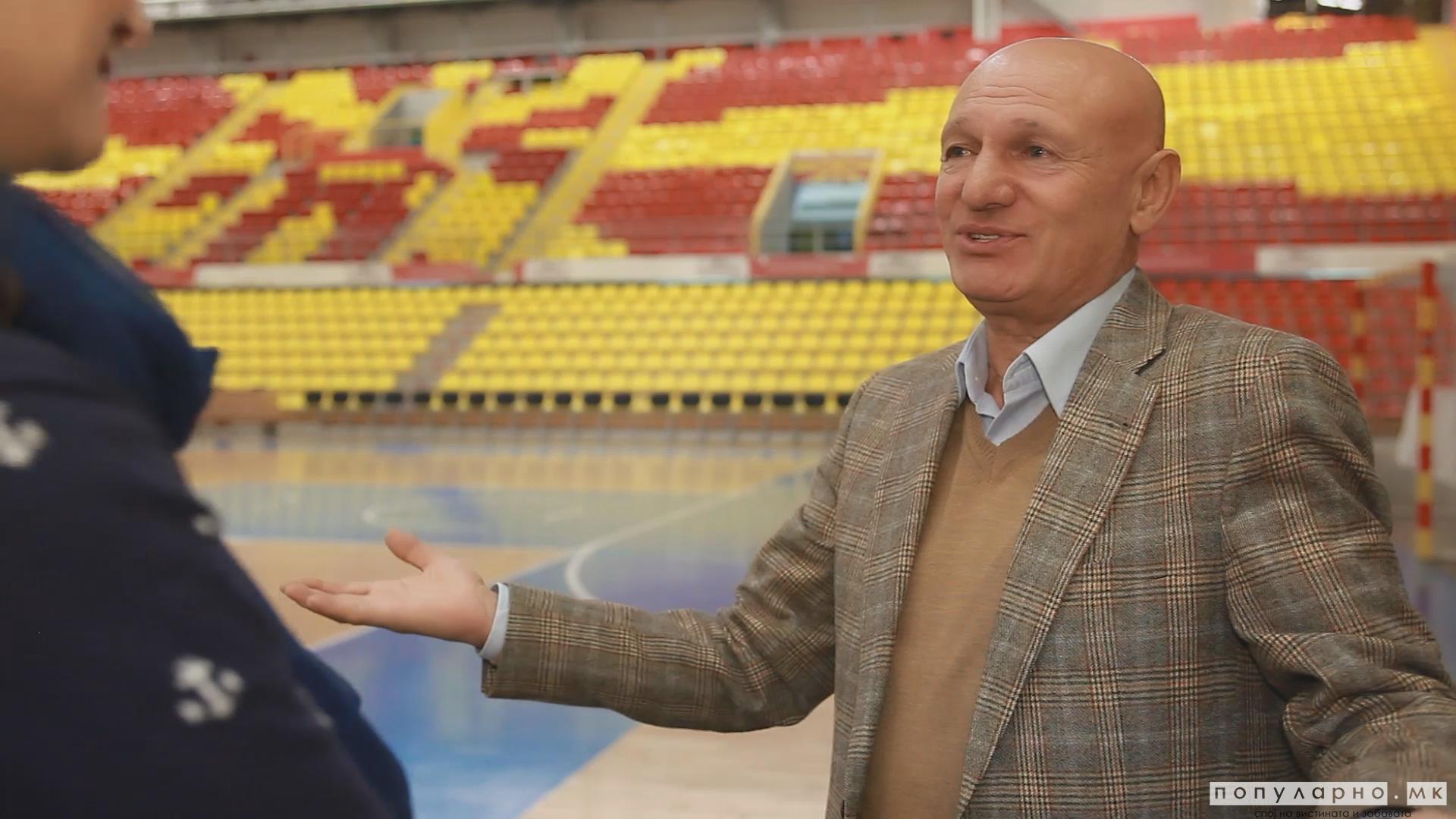 """Интервју со Шабан Шаулиќ: """"Многу ја почитувам Македонија и Македонците!"""""""