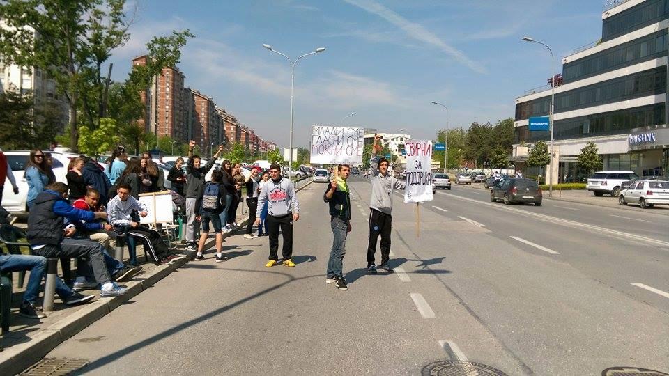 Без договор заврши четвртата средба помеѓу средношколците и МОН