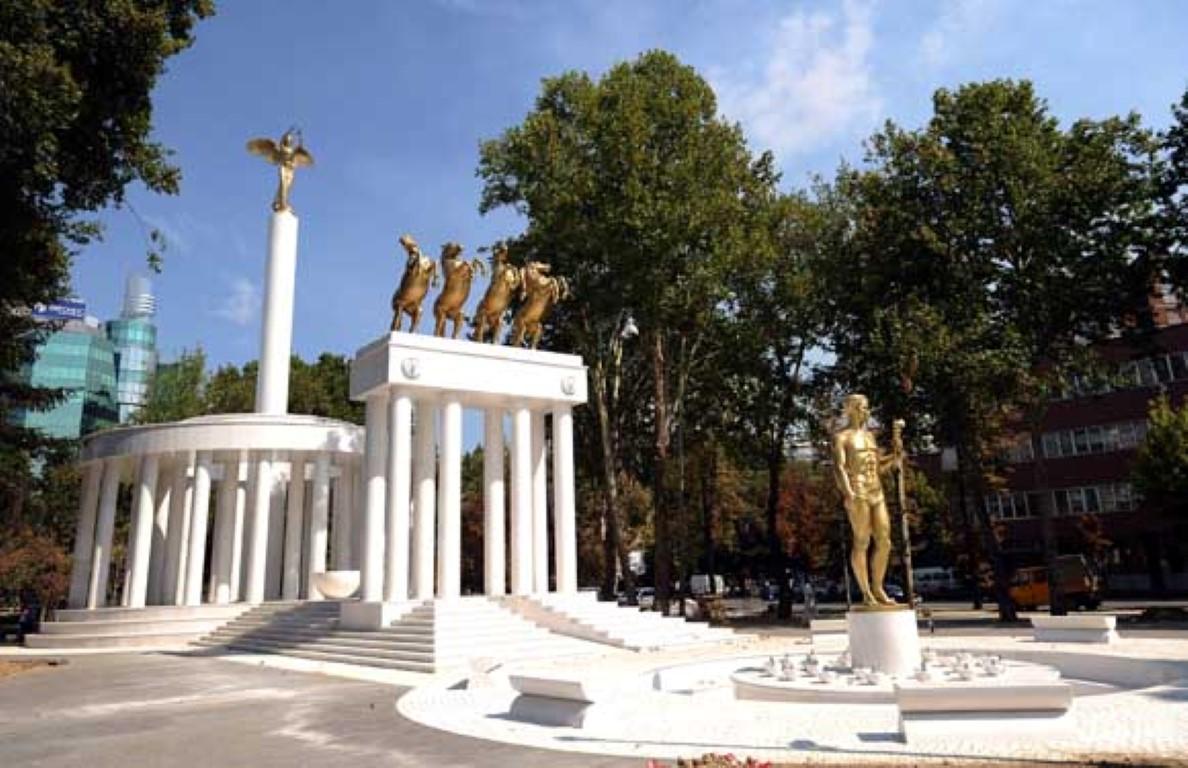 Летни температури во Македонија