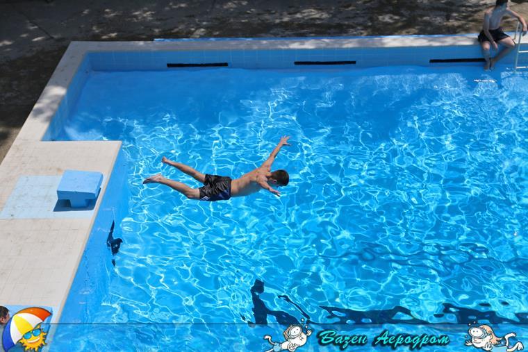 """Летната сезона започнува: Во сабота се отвора базенот """"Аеродром"""""""