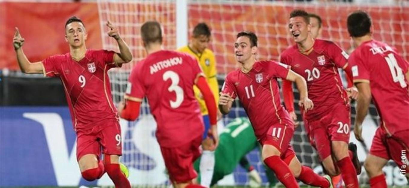 Србија е светски фудбалски првак за играчи до 20 години