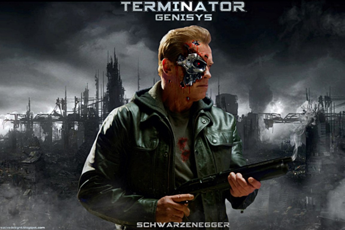 "ФХ3Х дел од петтото продолжение на Терминатор - ""Terminator Genisys"""