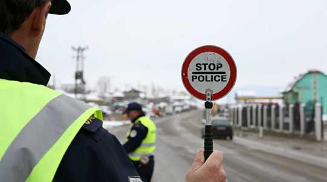 СКОПЈЕ: За само три дена направени 26 сообраќајни несреќи