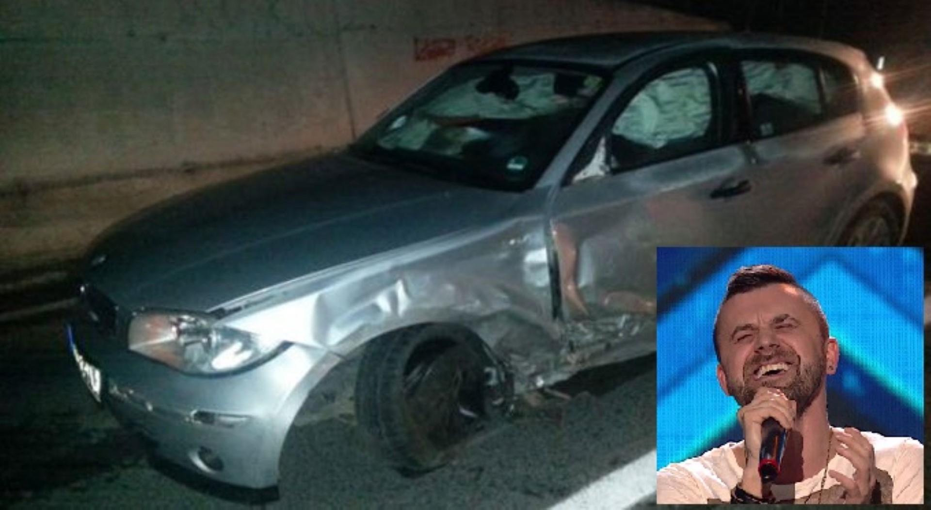 Амел Чуриќ повреден во сообраќајна незгода