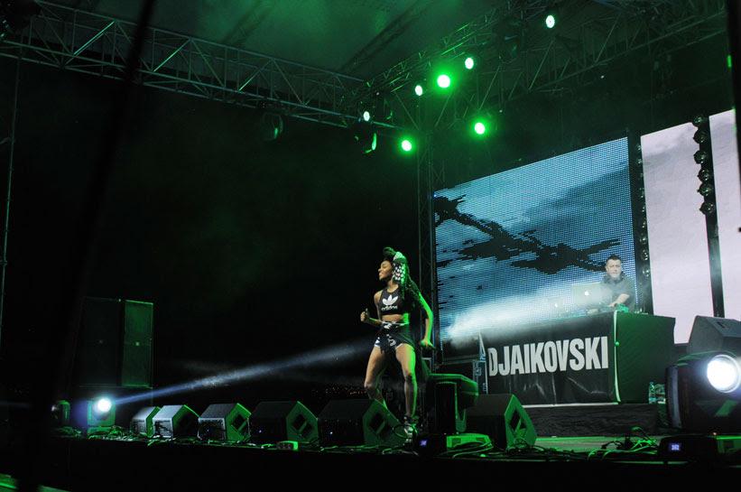 Џајковски и ТК Вондер за уште пограндиозен Хајнекен Грин Бич Фестивал