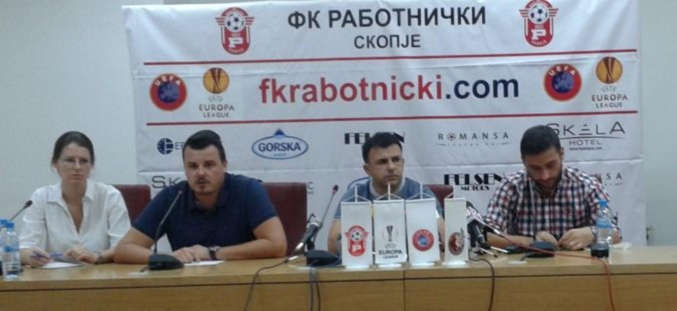 Ангеловски: Ќе направиме се за победа