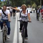 ФОТОГАЛЕРИЈА: Скопје го одбележа Денот без автомобили
