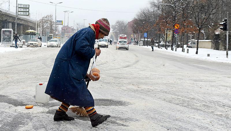 Метеоролозите предвидуваат снежна зима во Македонија