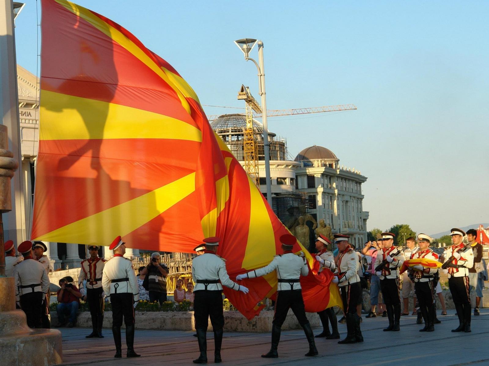 24 години самостојна и суверена Република Македонија!