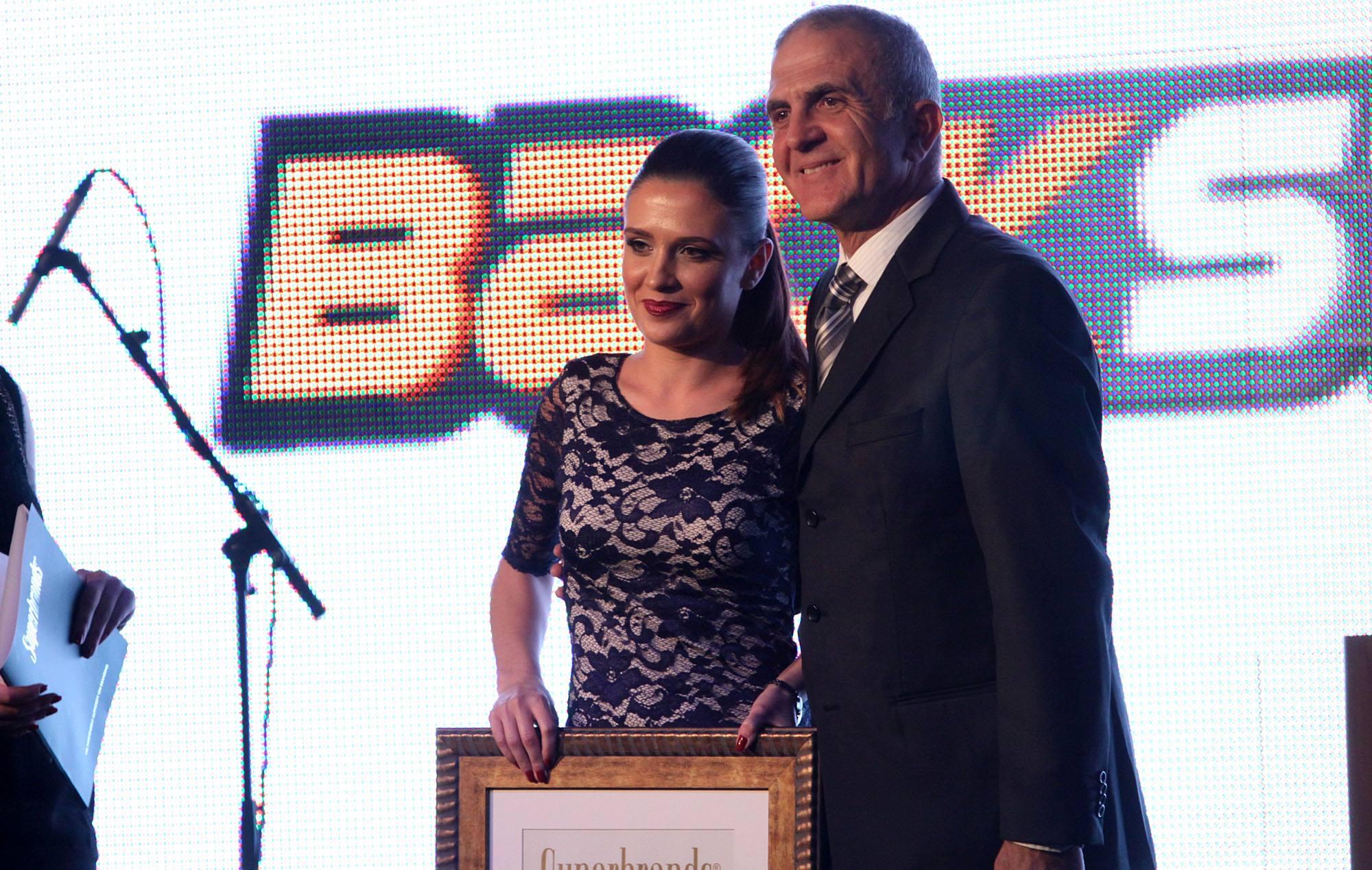 """""""Бекстејџ"""" втора година по ред признат како Superbrand на Македонија"""
