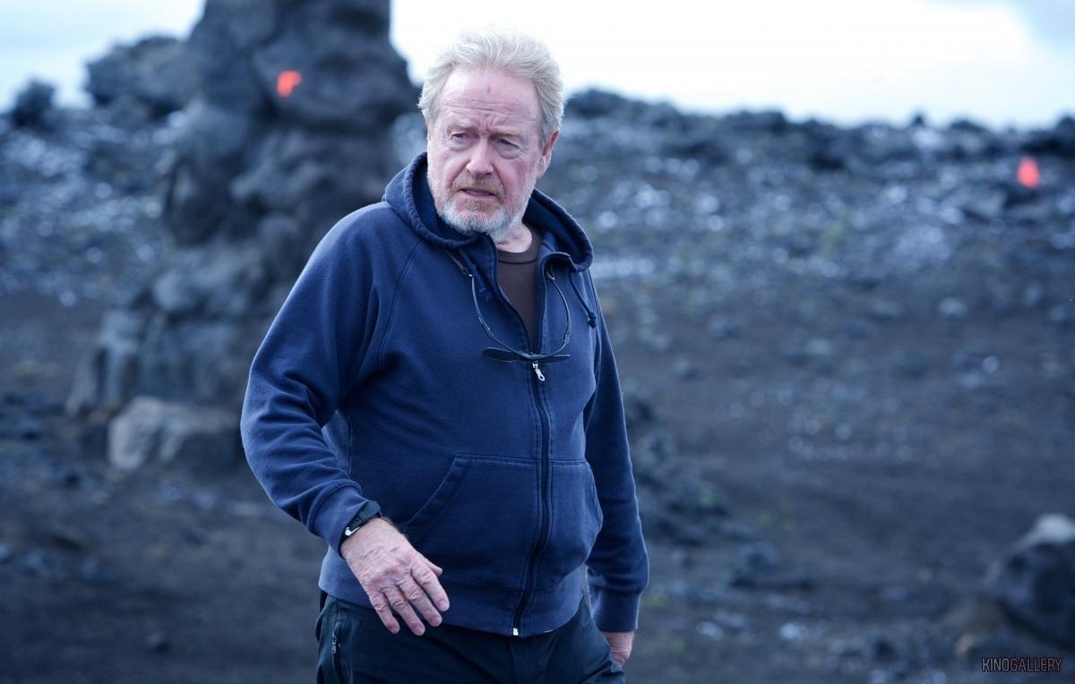 Ридли Скот: Знаев дека има вода на Марс!