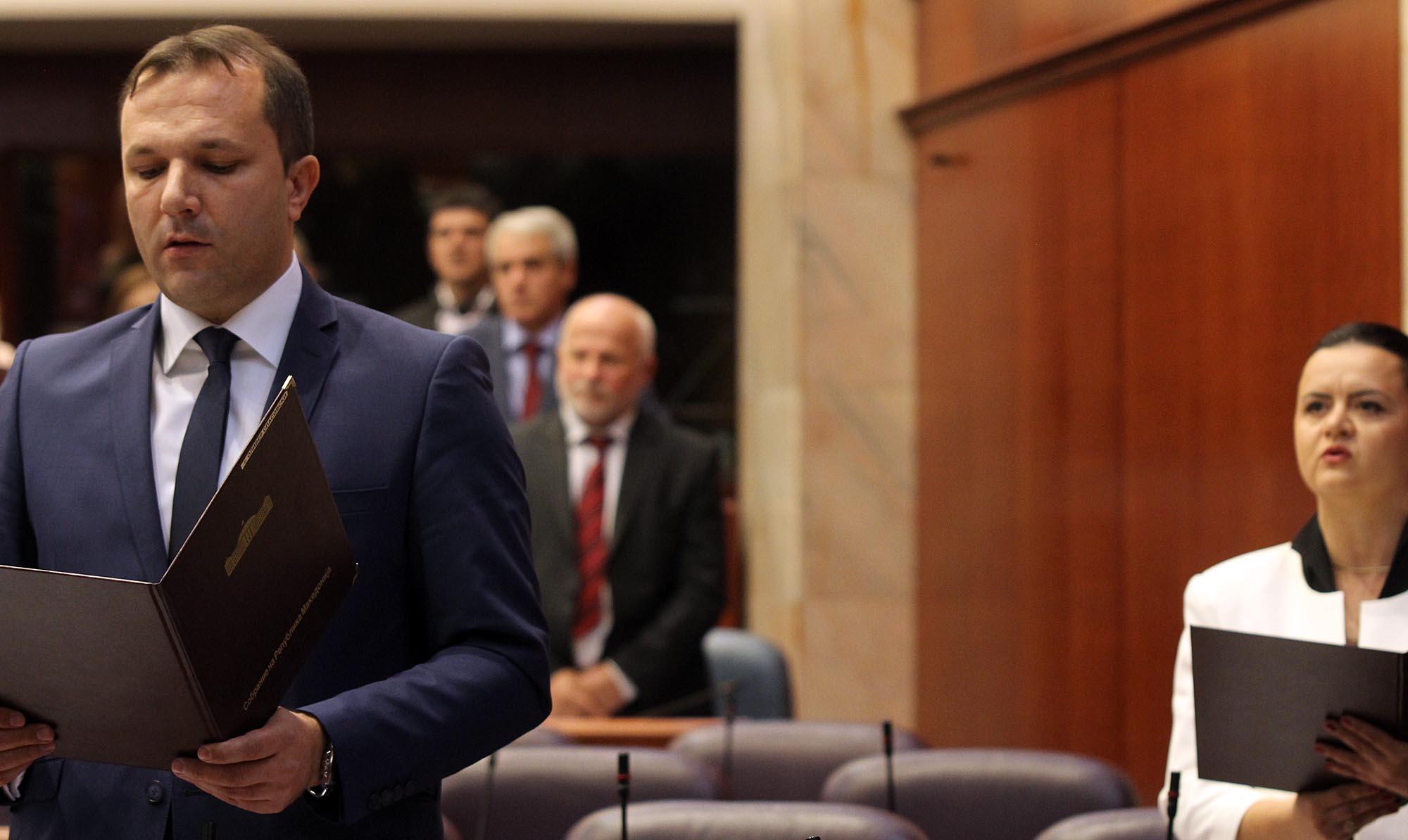 ФОТО: Избрани новите министри и заменици министри