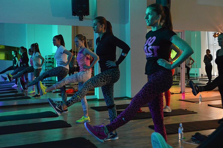 Одржан првиот NIKE+ Training Club во Скопје