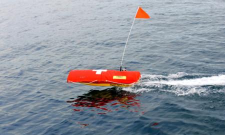 Робот спасува бегалци во Егејското Море