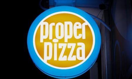 Најголемата пица од 60 сантиметри пристигна во градот!