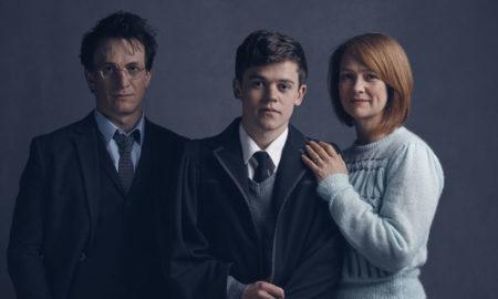 Хари Потер 19 години подоцна (ФОТО)