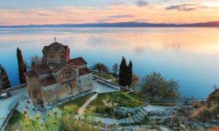 "Британскиот ""Мирор онлајн"" пишува за убавините на Охрид"