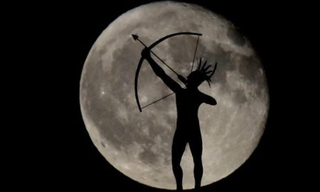 """Утре на небото ќе се појави """"црна"""" Месечина"""