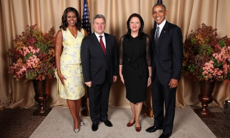 Иванов-Обама: Потврдена поддршката од САД за Македонија