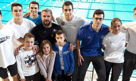 """Македонските пливачи со медали на """"Старт 2016"""" во Крањ и """"Лесковачки победник"""", Лесковац"""