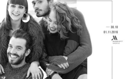 """Четиринаесеттата модна приказна на """"Скопје фешн викенд"""" ќе се одржи идната недела во Скопје Мериот"""