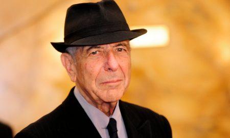 Легендарниот музичар Леонард Коен почина на 82 години