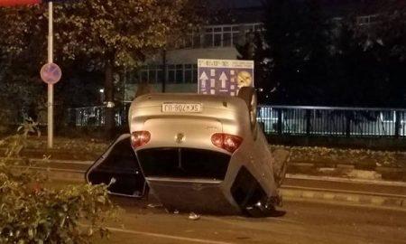 Бркотница и вооружена престрелка синоќа во Скопје - едно лице е рането