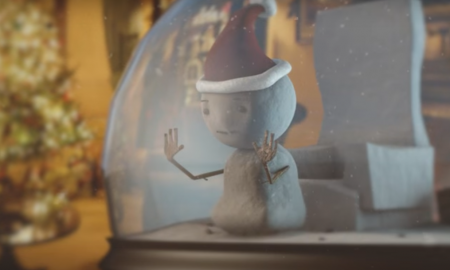 Лажна божиќна реклама целосно го излуди интернетот (ВИДЕО)