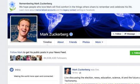 """Фејсбук буквално ги """"умре"""" своите корисници, дури и својот шеф"""
