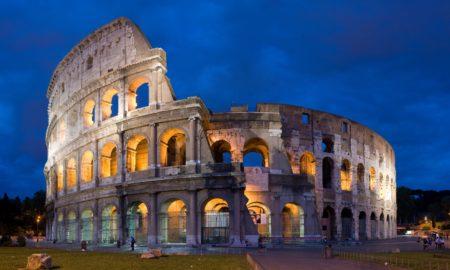 """Земјотресот во Италија """"го напукна"""" римскиот Колосеум"""
