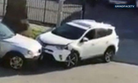 Две жени се скараа, па силите си ги измерија преку своите автомобили (ВИДЕО)