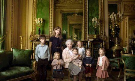 Кралица Елизабета го чека шестото правнуче