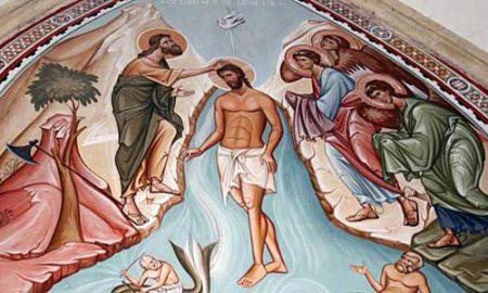 Денеска е Водокрст (Водпост) - ден на осветување на водата