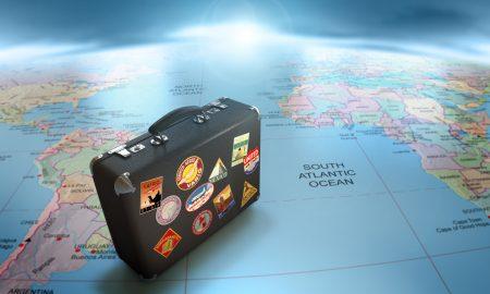Пат околу светот - прошетајте 35 земји за 141 ден!