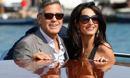 ОТКАКО ОБЈАВИЈА ЗА БРЕМЕНОСТА: Амал и Џорџ Клуни ќе ги избегнуваат сите опасни земји