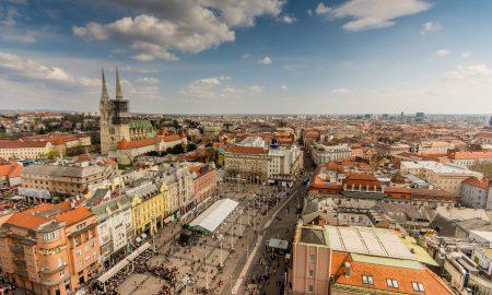 Погледнете го прекрасниот Загреб во одлична 4К резолуција (ВИДЕО)