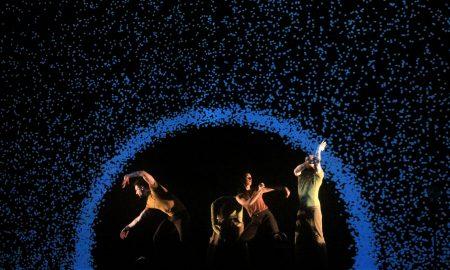 """СОВРЕМЕН ТАНЦ И ВРВНА ТЕХНОЛОГИЈА: Со светската атракција """"Пиксел"""" беше отворен 13. """"Танц фест"""" (ФОТО)"""