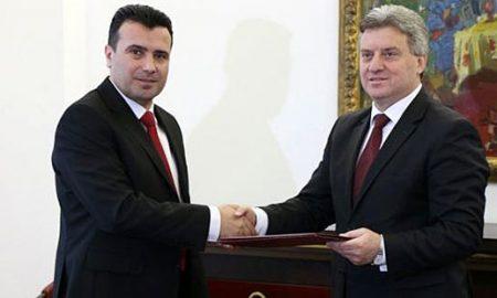 Иванов денеска ќе му го врачи мандатот на Заев