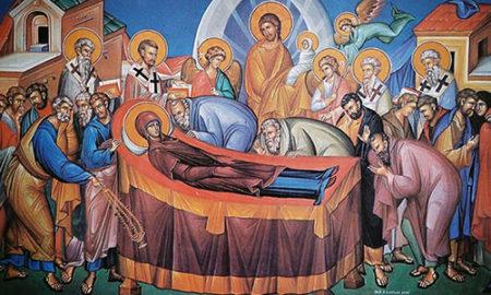 Успение на Пресвета Богородица - празник на мајката на животот