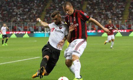 Шкендија декласирана на гостувањето кај Милан