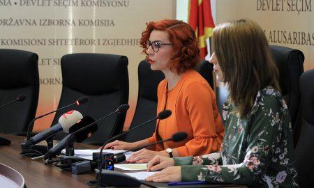 ДИК: Излезноста до 10 часот во Македонија е 8,98 проценти