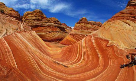 """Спектакуларниот свет на """"пустинскиот бран"""" во Арзиона"""