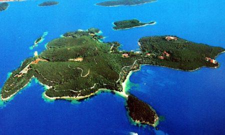 Островот Скорпиос на Оназис го менува својот изглед