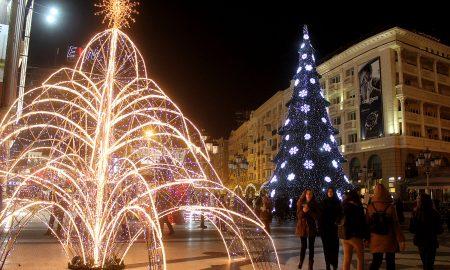ПЛОШТАДИТЕ СЕ ПОЛНАТ: Новогодишна еуфорија пред најлудата ноќ во годината