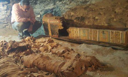 Пронајдена најстарата древноегипетска гробница