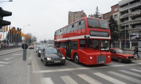 Бесплатен градски превоз за скопјани поради загадениот воздух