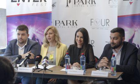 """Преку 60 бендови на """"Ентерфест""""- најголемиот музички фестивал во Македонија"""