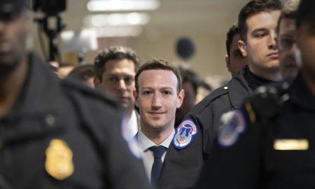 Закерберг лани потрошил 7,3 милиони долари за лично обезбедување