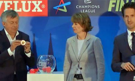 Вардар против Монпелје во полуфиналето на ЛШ